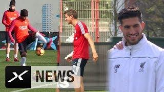 Neymar bleibt doch, Thomas Müller von Top-Klubs umworben und Emre Can nach Italien? | Transfer-News