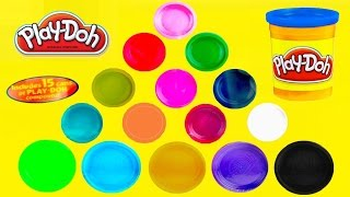 play doh rainbow mountain of colors playset learn colors with playdoh montaa de colores arco iris