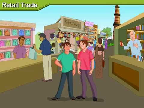 Retail Trade | IkenEdu | CBSE
