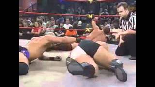 AJ Styles vs Samoa Joe vs Christopher Daniels Part 2