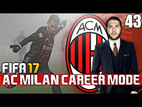 FIFA 17   AC MILAN CAREER MODE   #43   THEY'RE SO HARD TO BEAT!