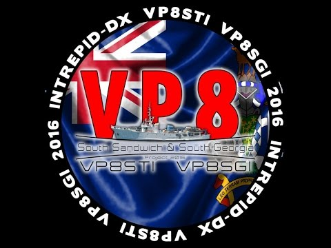BRARC April 2016 Meeting with VP8 DXpedition Presentation