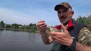 Сомы рвут удочки.  Весенняя рыбалка на поплавок.