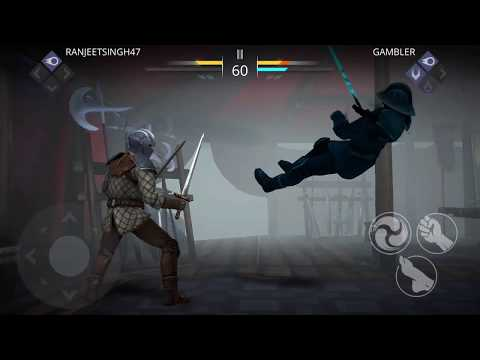 Shadow Fight 3 Gambling Debt | Protect gizma from debt collecting Legionaries.