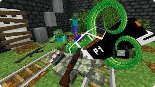 видео: ПО СЛЕДАМ ВЫЖИВШЕГО! НАЗАД В БУНКЕР! ДЕНЬ 18. ЗОМБИ АПОКАЛИПСИС В МАЙНКРАФТ! - (Minecraft - Сериал)
