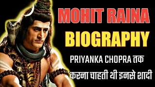 Mohit Raina Biography In Hindi | Indian Tv Actor Biography | Rk Biography