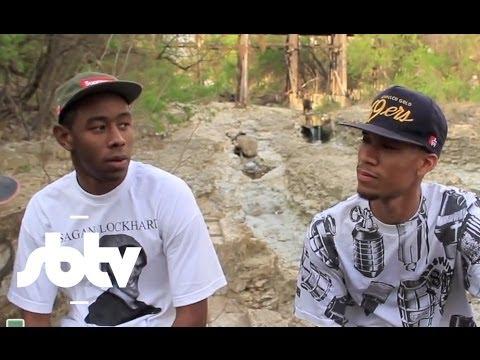 Tyler, The Creator & Hodgy Beats - OFWGKTA - [ODDFUTURE]: SBTV