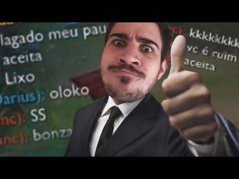 O CHAT DO BRONZE É O MELHOR