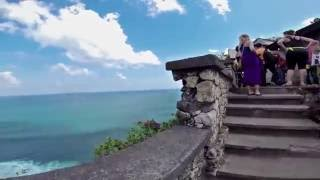 Tour of Uluwatu Temple Bali Indonesia
