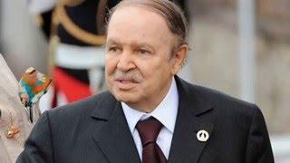وفاة الرئيس الجزائري عبد العزيز بوتفليقة