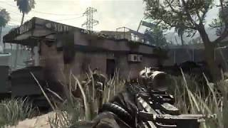 CALL OF DUTY GHOST Pc Gameplay