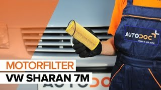 Installation Lmm VW SHARAN: Video-Handbuch