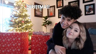 Our First Christmas Together | VLOGMAS DAY 24