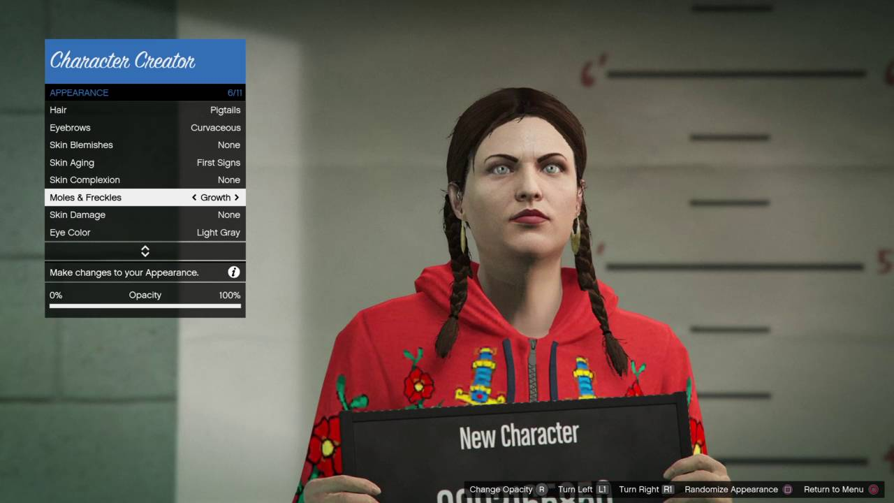 Online eye color changer - Gta5 Online 2nd Character Glitch