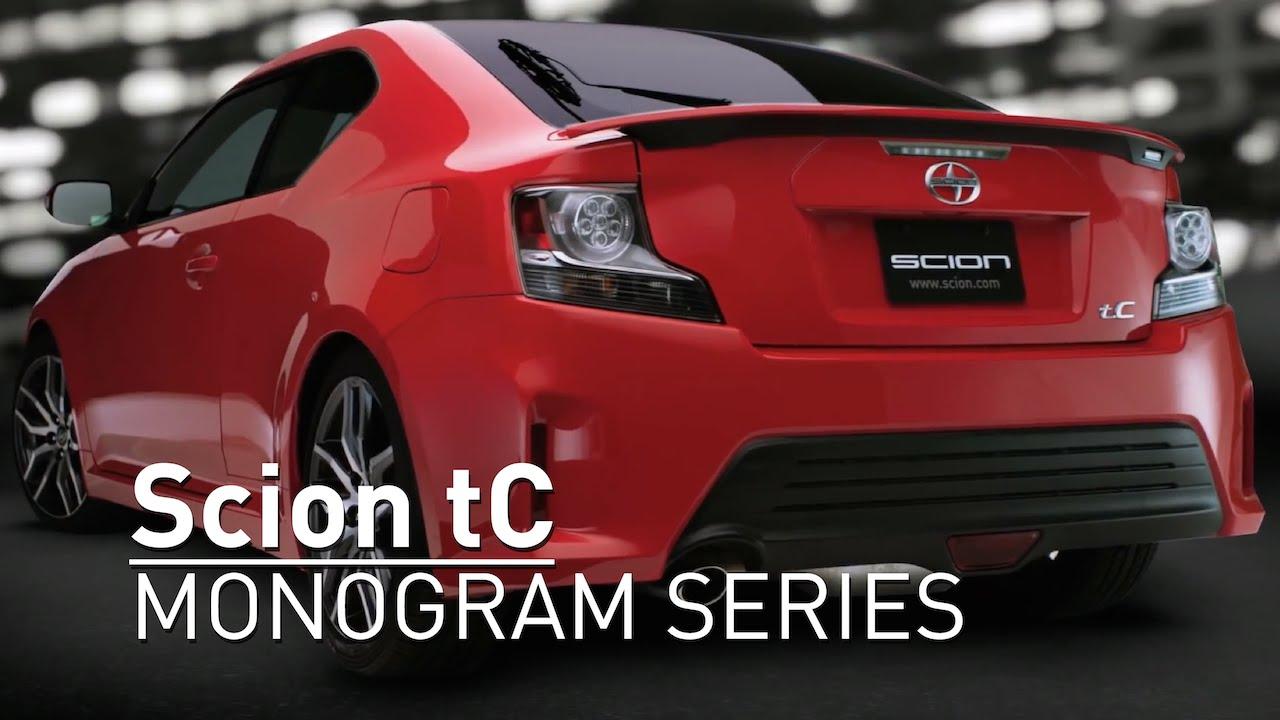 Scion Monogram Series tC - YouTube