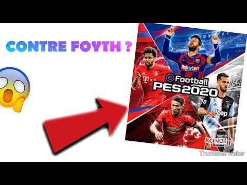 Let's Go Pes2020 Conte Foyth