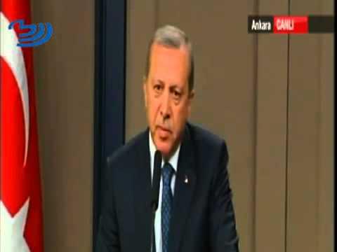 Recep Tayyip Erdoğan KKTC'nin yeni Cumhurbaşkanı'na sert çıktı: Ağzından çıkanı kulağın duysun.