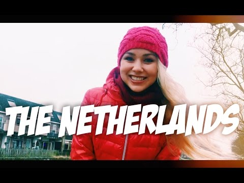 THE NETHERLANDS TRAVEL DIARY Nicole Deli
