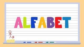 Alfabet Rymowanka Dla Najmłodszych Po Polsku