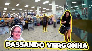 CANTANDO NO SUPERMERCADO!! (FU MALIGNA MANDOU)