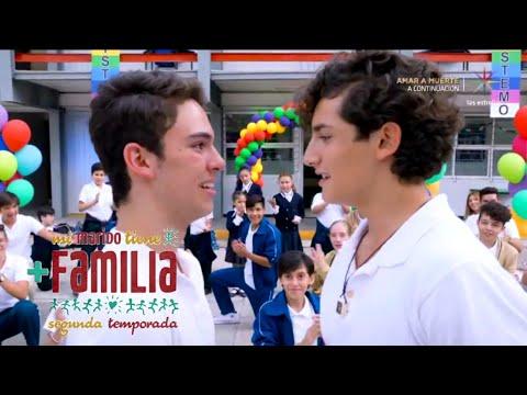 ¿Y el beso de #Aristemo?: el amor homosexual llega al gigante de las telenovelas mexicanas