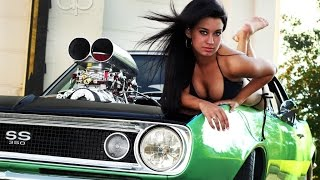BEST of Muscle Car ( XTREME ) Horsepower Action #2 ( PURE SOUND ) (4K)