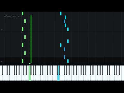 Hey Hallo [Piano Tutorial + Sheet music] thumbnail
