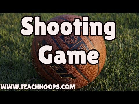 2 Up Basketball  Shooting Game / Drill