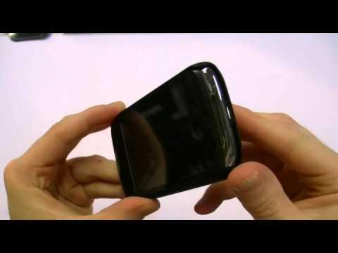 Custodia case nera per Vodafone Sonic Huawei U8650