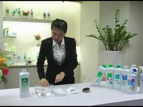 Amway - Home Care 2 - Minh hoa L.O.C - Xi danh giay