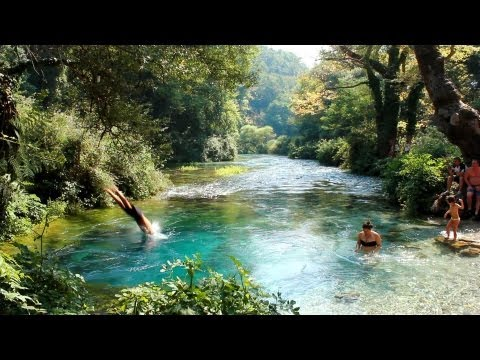 Syri i Kalter - Blue Eye - Albania (HD) -