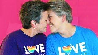 Couples Mature lesbian