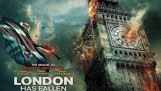 Падение Лондона (London Has Fallen) Трейлер. Русская озвучка