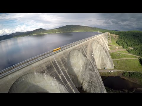 Welcome to Hydro-Québec : Discover our generating stations and interpretation centres