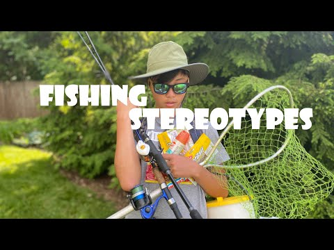 Fishing Stereotypes (Dude Perfect)