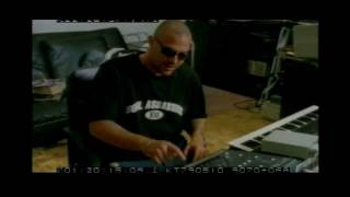 DJ Muggs on the SP-1200