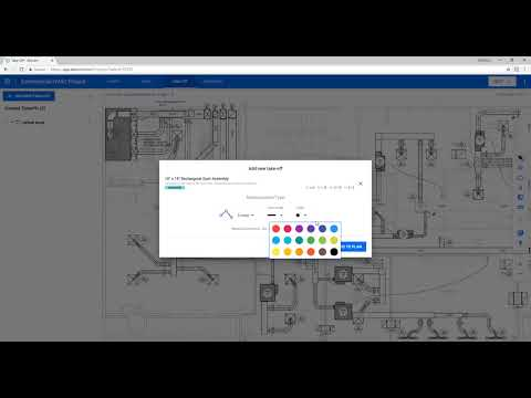 Esticom Guided Tour - How to Estimate a HVAC Project