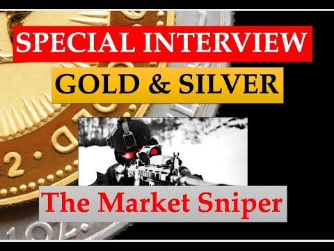 Gold Price - Silver - US Stock Market & Freedom Interview - Francis Hunt + April 24, 2019