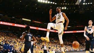 Warriors vs Pelicans game 5 NBA PLAYOFFS 2018