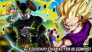 HERE WE GO! Tallen & Nolar Talk New LR Gohan & Cell Info: DBZ Dokkan Battle