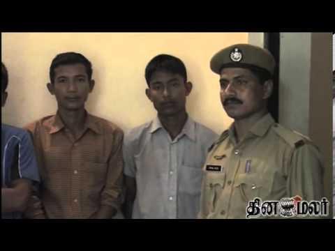 Tirupura Aquist's Arrested in Chennai - Dinamalar Nov 30th 2013 Tamil Video News