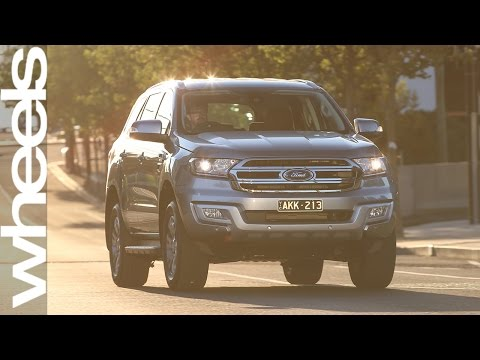 2017 Ford Everest Review | Wheels Australia