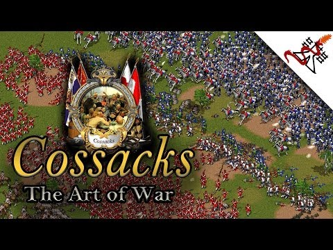 Cossacks - The Siege of Berlin | Under The Banner of King Frederick | Art of War [1080p/HD] |