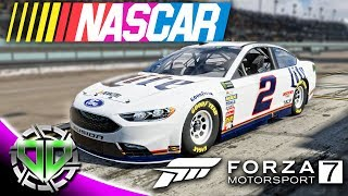 Forza Motorsport 7 Gameplay :  NASCAR Domination and Crate Opening! (PC Let