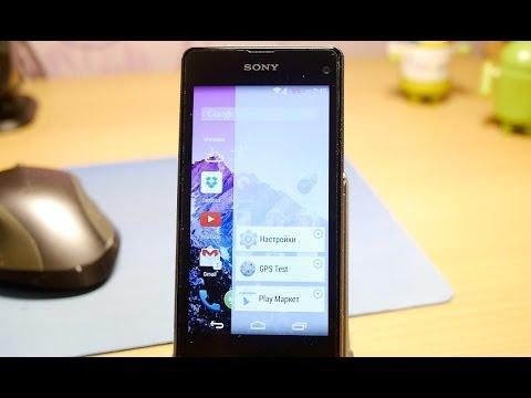 Sony xperia z1 compact прошивка