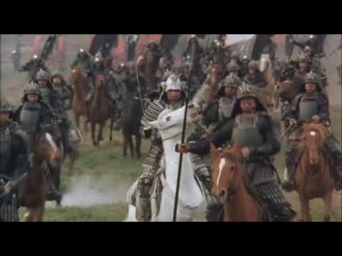 Battle of Kawanakajima #2 (18 October 1561) - Takeda clan vs Uesugi clan
