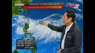 BT: Weather update as of 11:55 a.m. (July 18, 2018)
