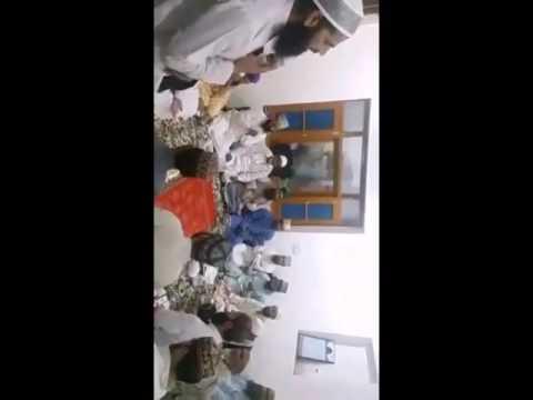 Beautiful naat at home of Dawoodi sahab