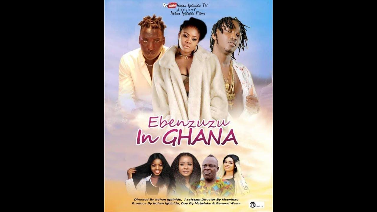 Download EBENZUZU IN GHANA - LATEST COMEDY DRAMA 2019