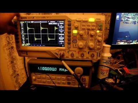Rigol DS1074Z Performance